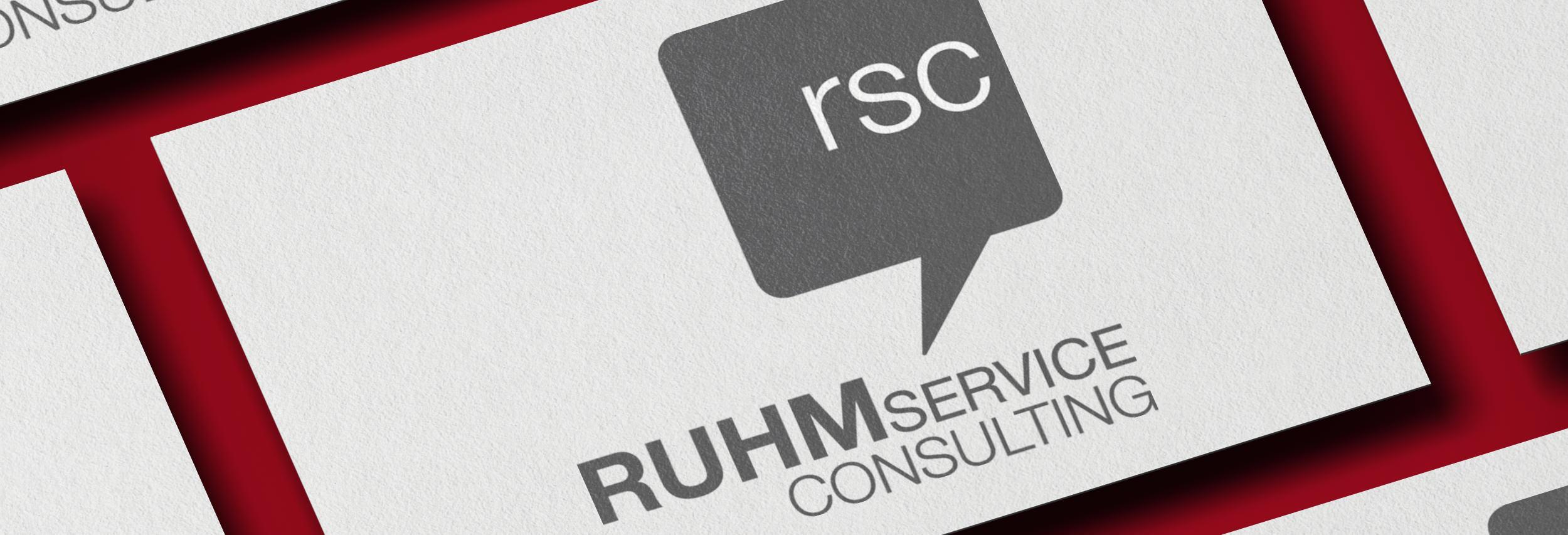 Ruhmservice Consulting Kontaktformular