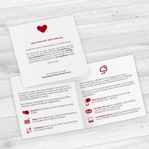 Folder Empfehlungsmarketing - ruhmservile.de