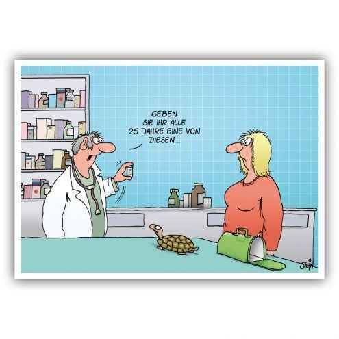Uli Stein Cartoon