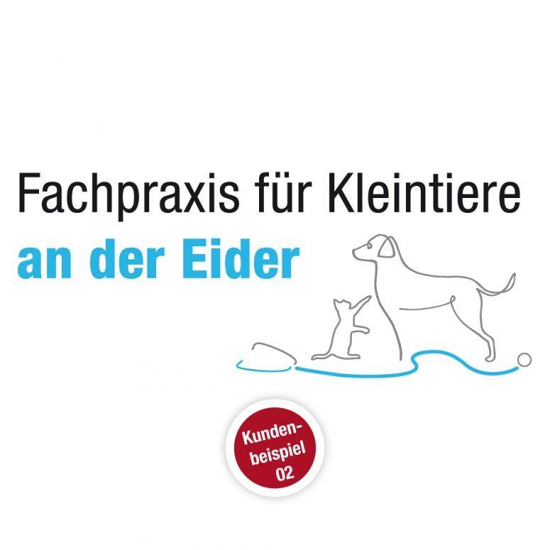 Logo Tierarztpraxis - Muster 2 - ruhmservice.de