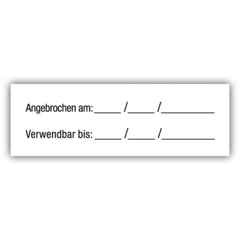 Etikett für Medikamente Tierarztpraxis - ruhmservile-shop.de