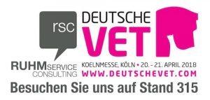 Ruhmservice Deutsche Vet 2018