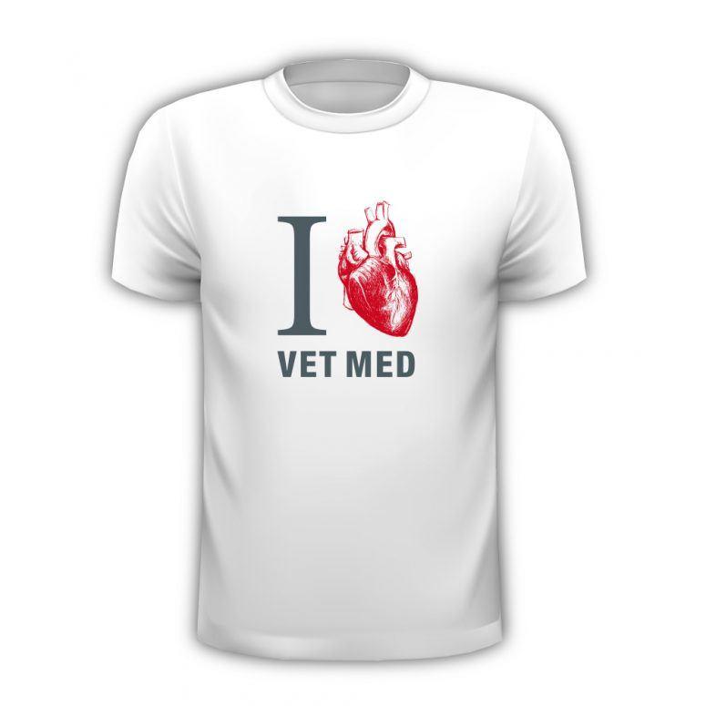 T-Shirt für die Tierarztpraxis