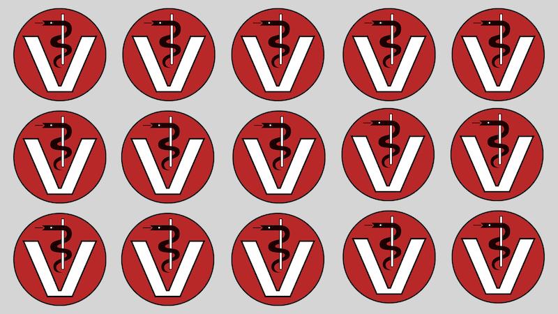 tierarzt logo emblem