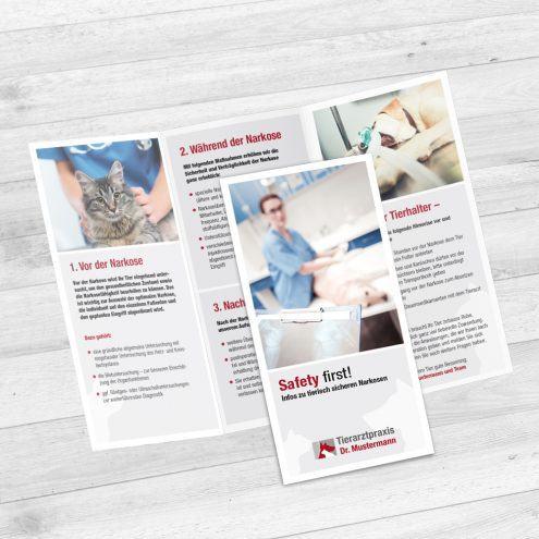 Information Narkose Tierarzt