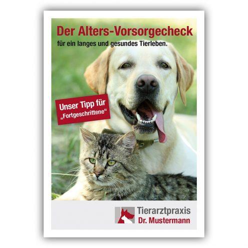 Geriatrie Karte Tierarzt