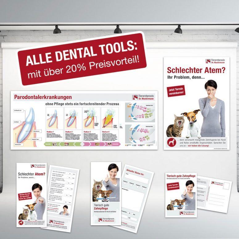 Dental Paket Tierarzt