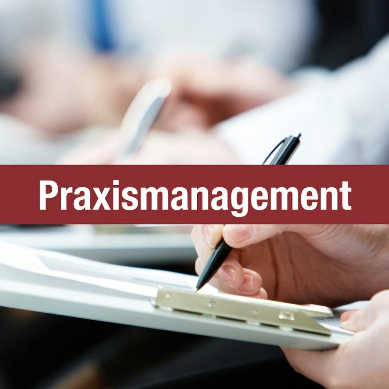 Praxismanagement Seminar