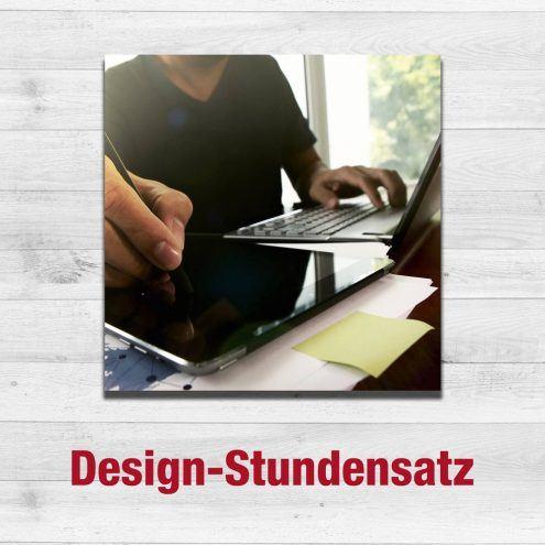 Design Stundensatz