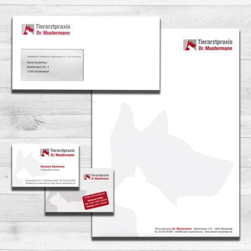 Geschäftsausstattung-Print