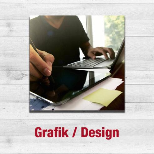 Grafik- und Designleistungen
